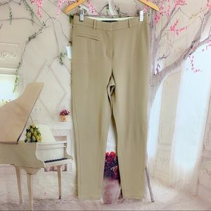 Maxmara Weekend Tailored Brown Tan trousers